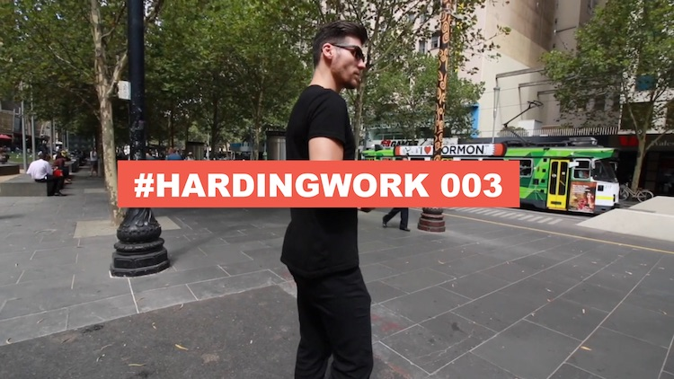 #HARDINGWORK 003 🔥 CREATING SYSTEMS IN THE BUSINESS